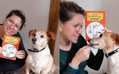 """""""Ecrire un livre, c'est bien plus qu'une aventure personnelle"""", par Caroline Canac"""
