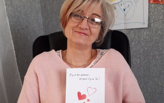 """""""Ecrire pour surmonter les épreuves"""", par Marie-Laure Lebègue"""