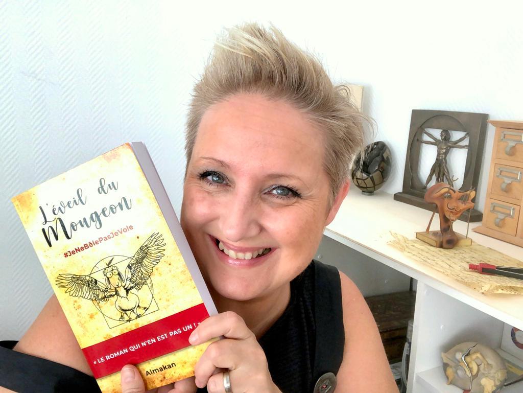 """""""L'écriture est une joie"""", par Almakan"""