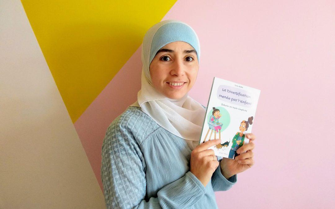 """""""Garder une attitude positive pour écrire un livre"""", par Safia Bara"""